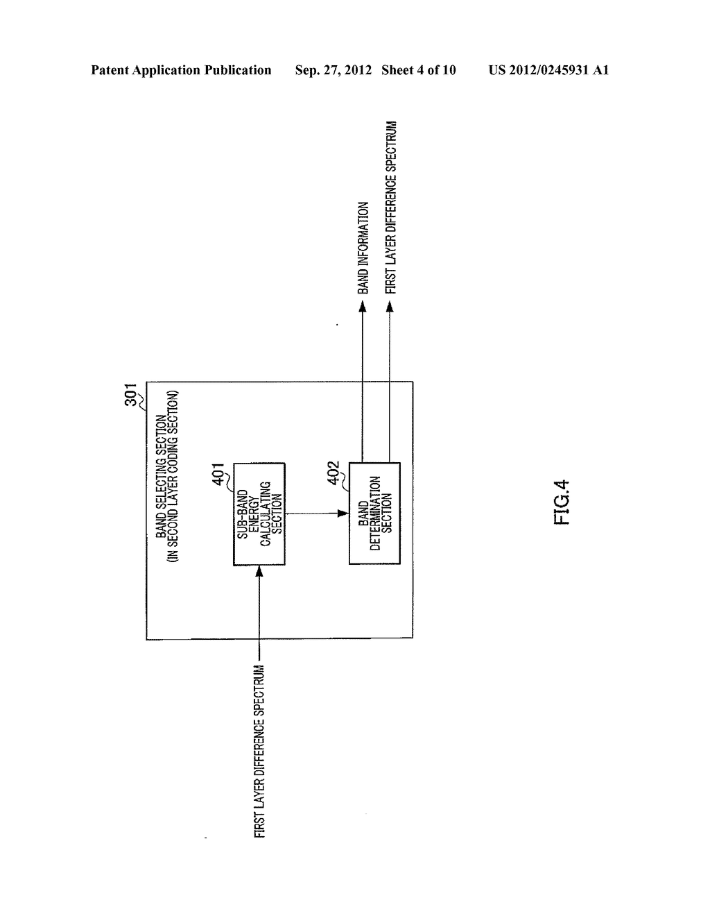 ENCODING DEVICE, DECODING DEVICE, AND METHODS THEREFOR - diagram, schematic, and image 05