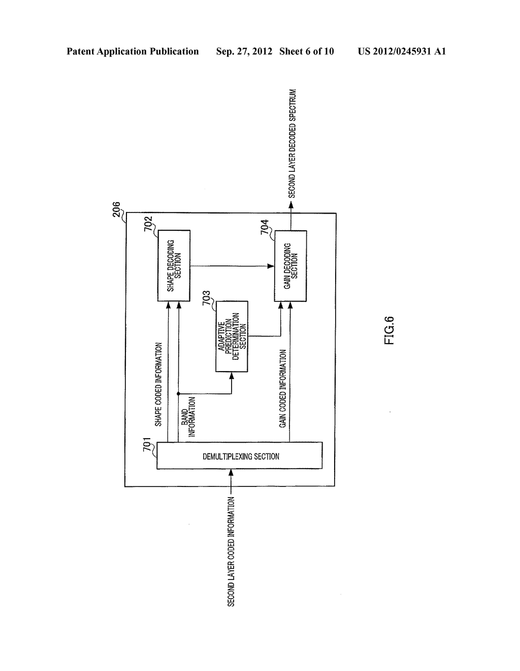 ENCODING DEVICE, DECODING DEVICE, AND METHODS THEREFOR - diagram, schematic, and image 07