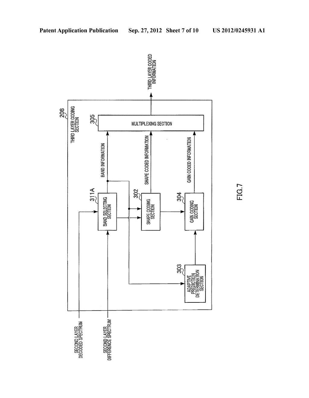 ENCODING DEVICE, DECODING DEVICE, AND METHODS THEREFOR - diagram, schematic, and image 08
