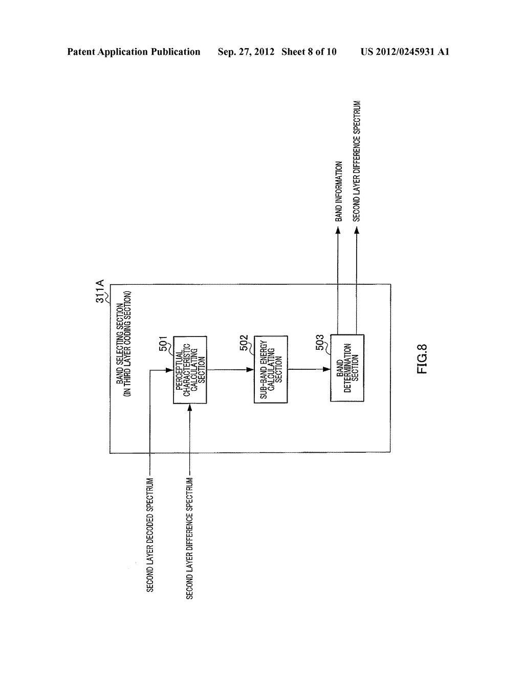 ENCODING DEVICE, DECODING DEVICE, AND METHODS THEREFOR - diagram, schematic, and image 09