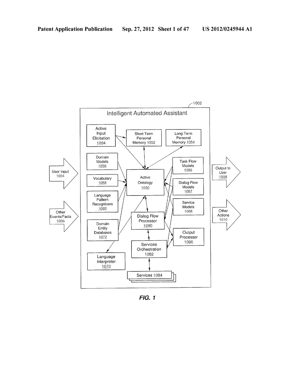Intelligent Automated Assistant - diagram, schematic, and image 02