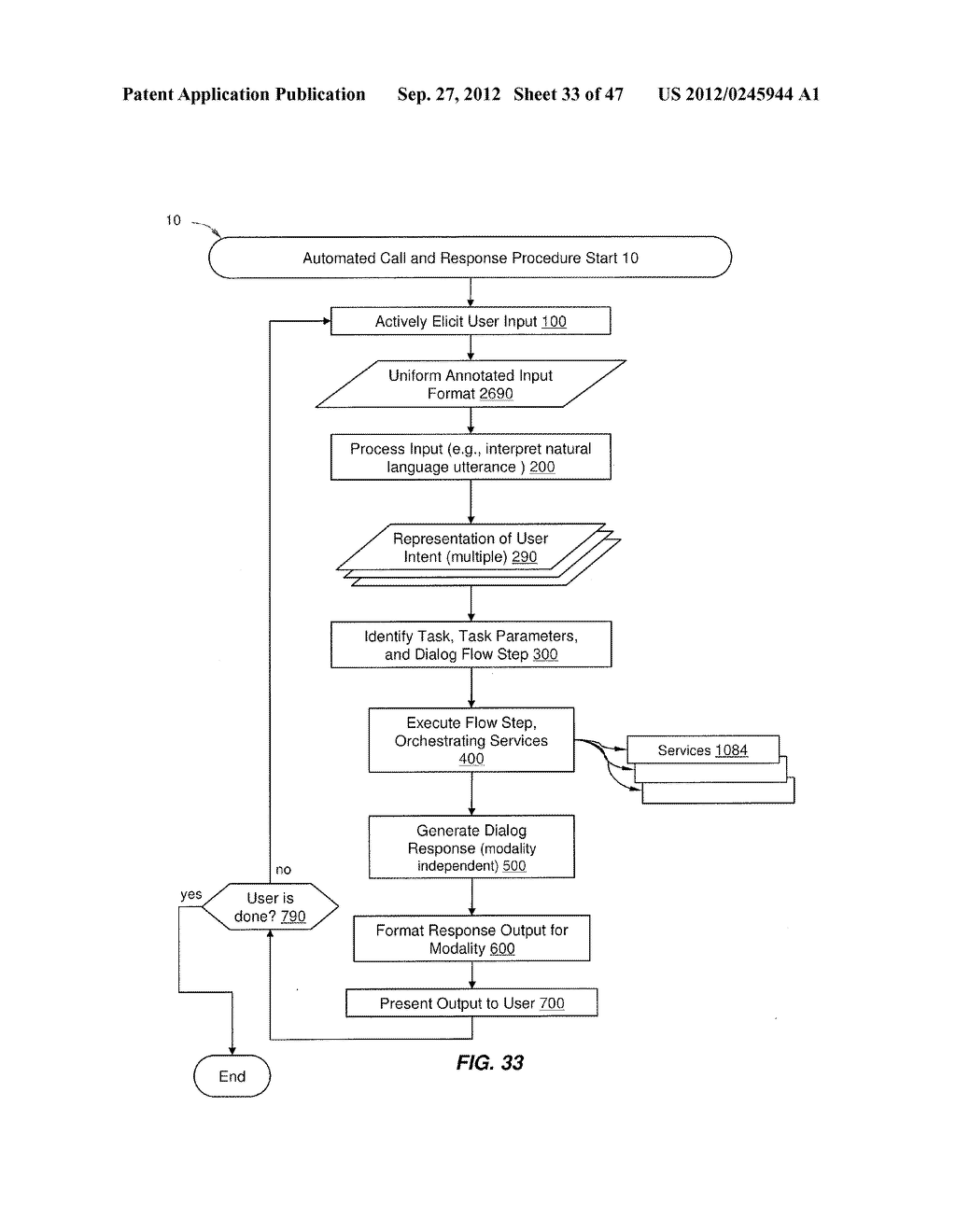 Intelligent Automated Assistant - diagram, schematic, and image 34