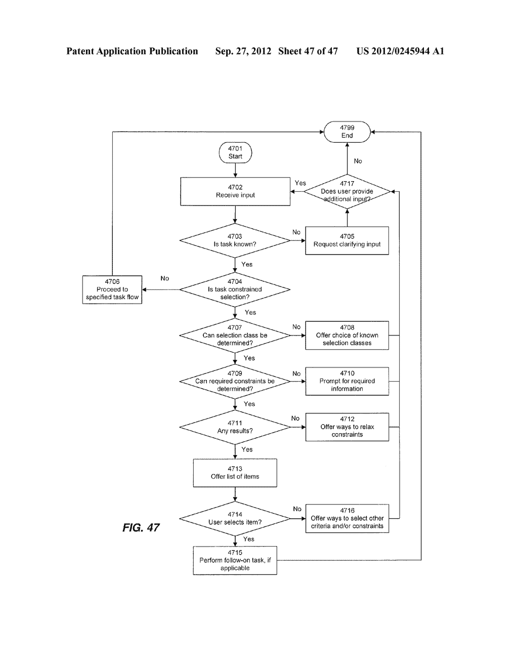 Intelligent Automated Assistant - diagram, schematic, and image 48