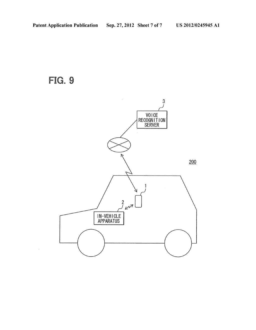 IN-VEHICLE APPARATUS AND INFORMATION DISPLAY SYSTEM - diagram, schematic, and image 08