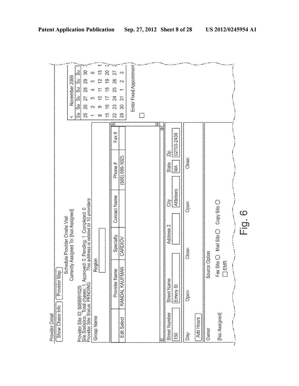 Medical Record Collection System - diagram, schematic, and image 09