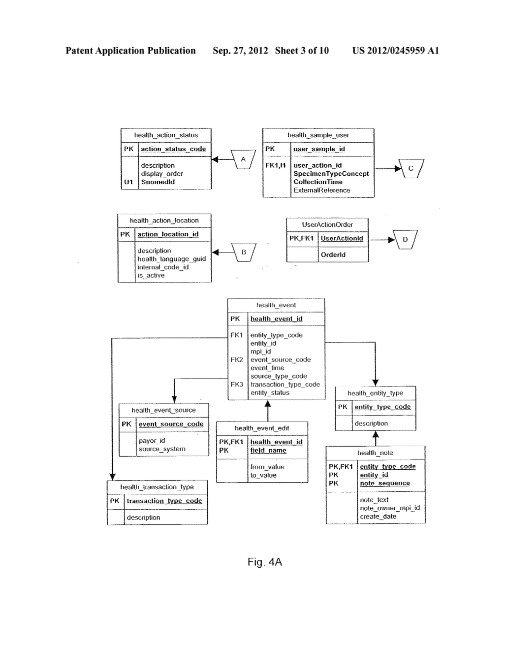 METHOD AND SYSTEM FOR GENERATING PERSONAL/INDIVIDUAL HEALTH RECORDS - diagram, schematic, and image 04