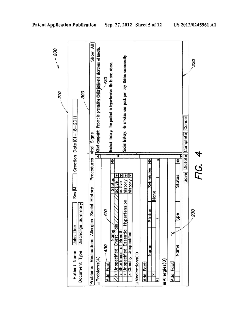 METHODS AND APPARATUS FOR FORMATTING TEXT FOR CLINICAL FACT EXTRACTION - diagram, schematic, and image 06