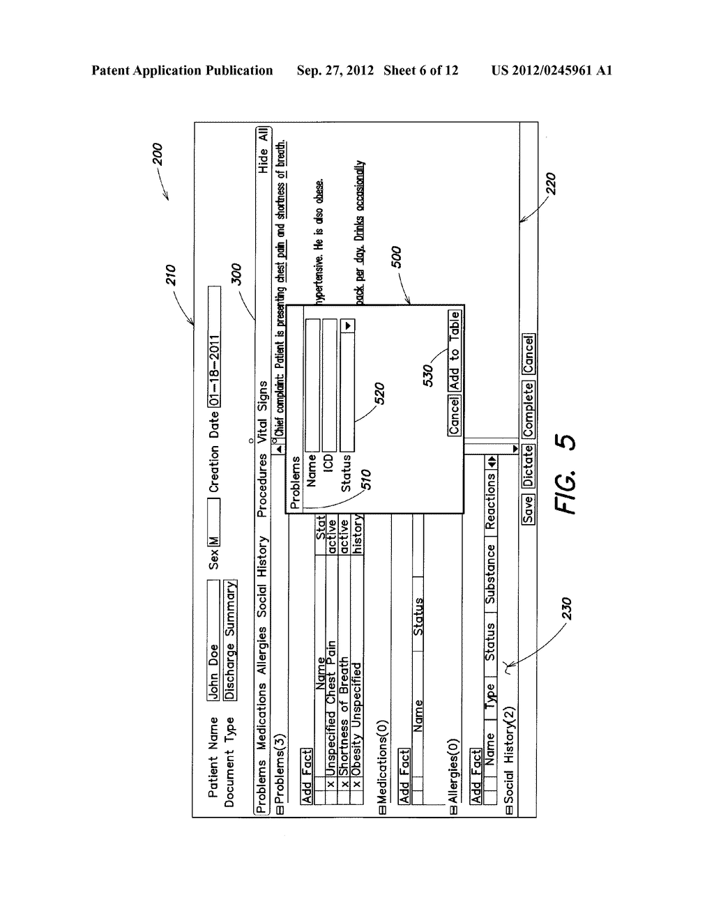 METHODS AND APPARATUS FOR FORMATTING TEXT FOR CLINICAL FACT EXTRACTION - diagram, schematic, and image 07