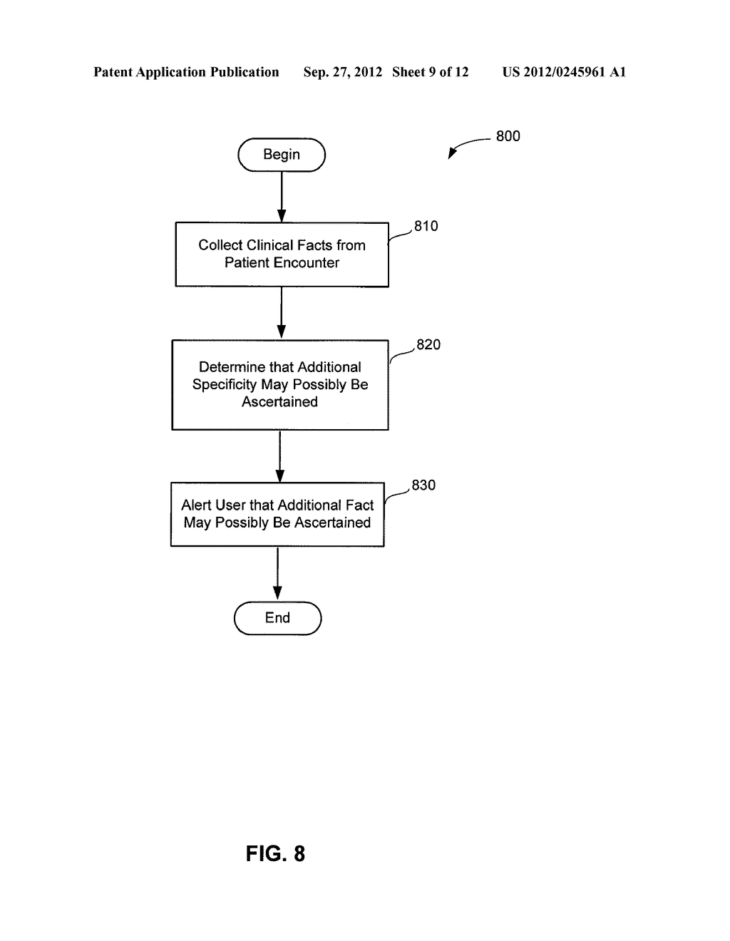 METHODS AND APPARATUS FOR FORMATTING TEXT FOR CLINICAL FACT EXTRACTION - diagram, schematic, and image 10
