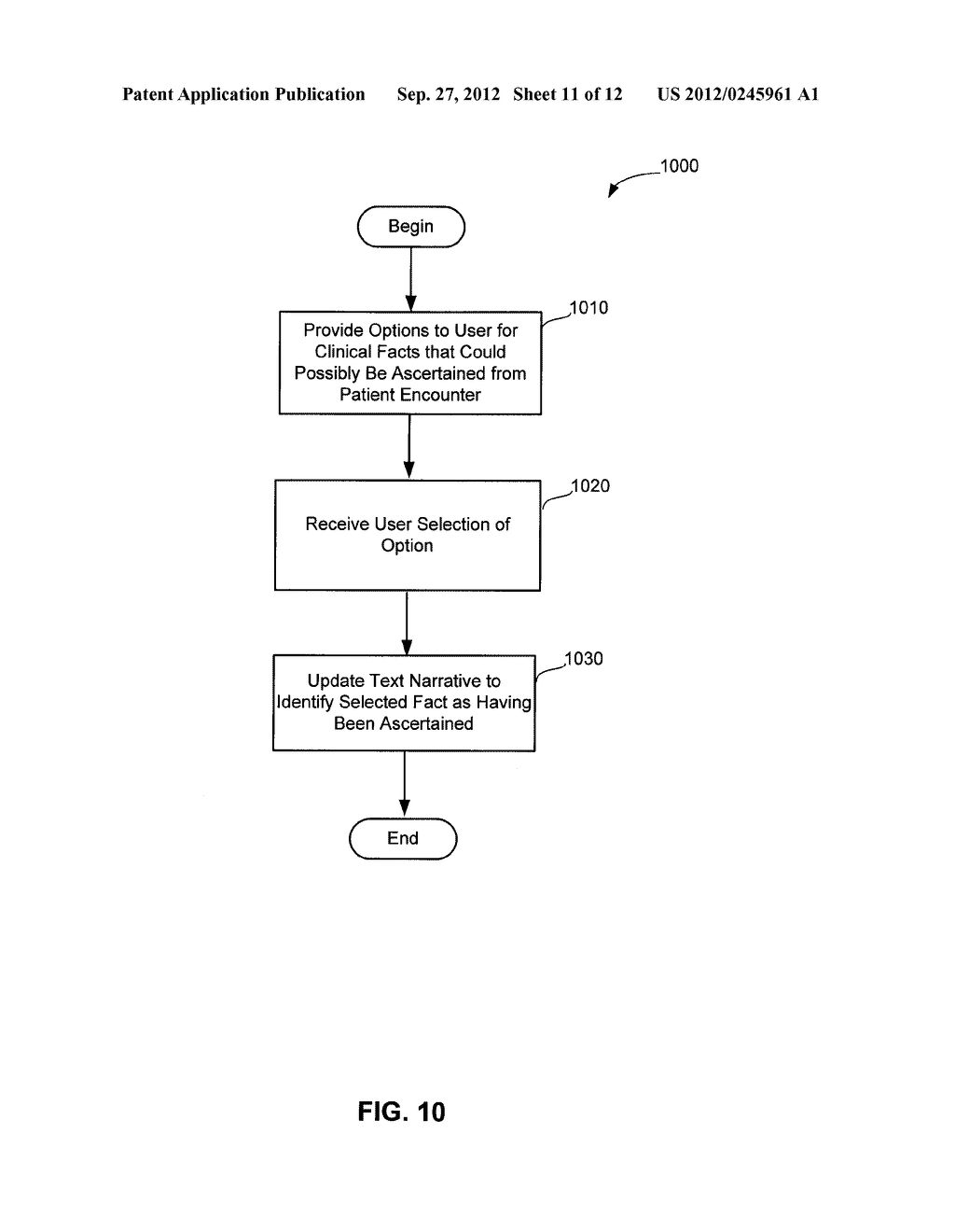 METHODS AND APPARATUS FOR FORMATTING TEXT FOR CLINICAL FACT EXTRACTION - diagram, schematic, and image 12