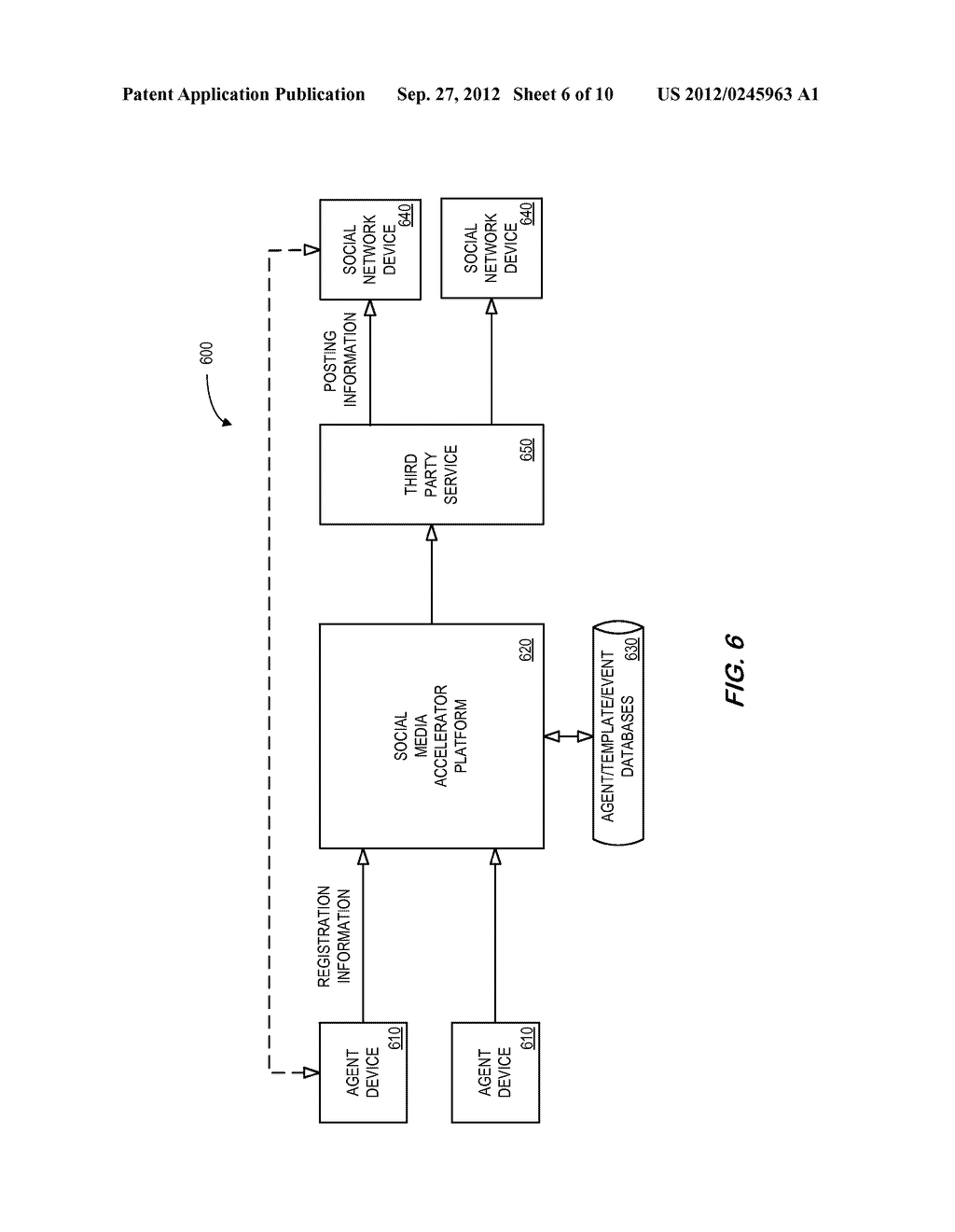 SYSTEM AND METHOD FOR DISTRIBUTING INSURANCE SOCIAL MEDIA RELATED     INFORMATION - diagram, schematic, and image 07