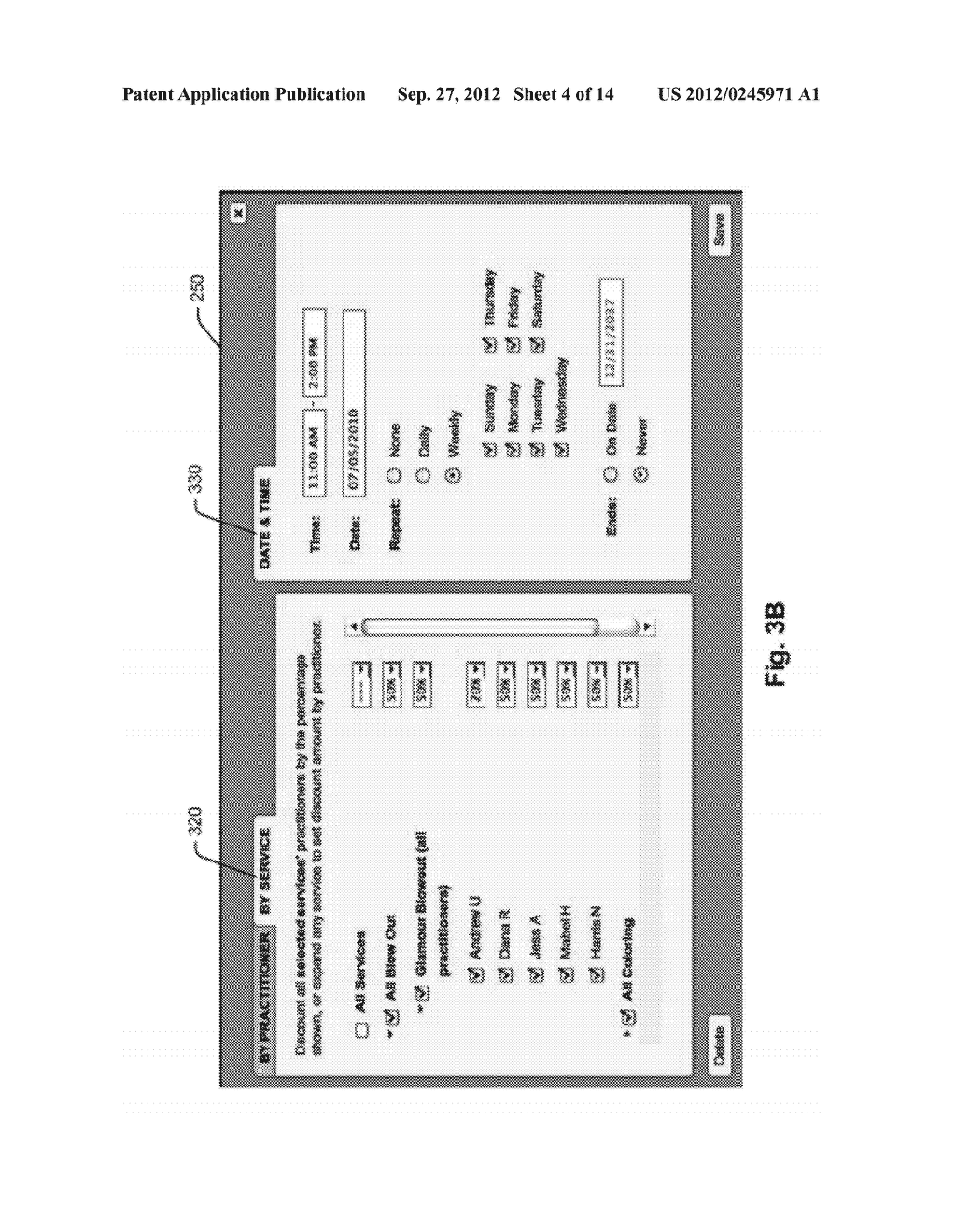 System and Method for Financing Promotional Services - diagram, schematic, and image 05