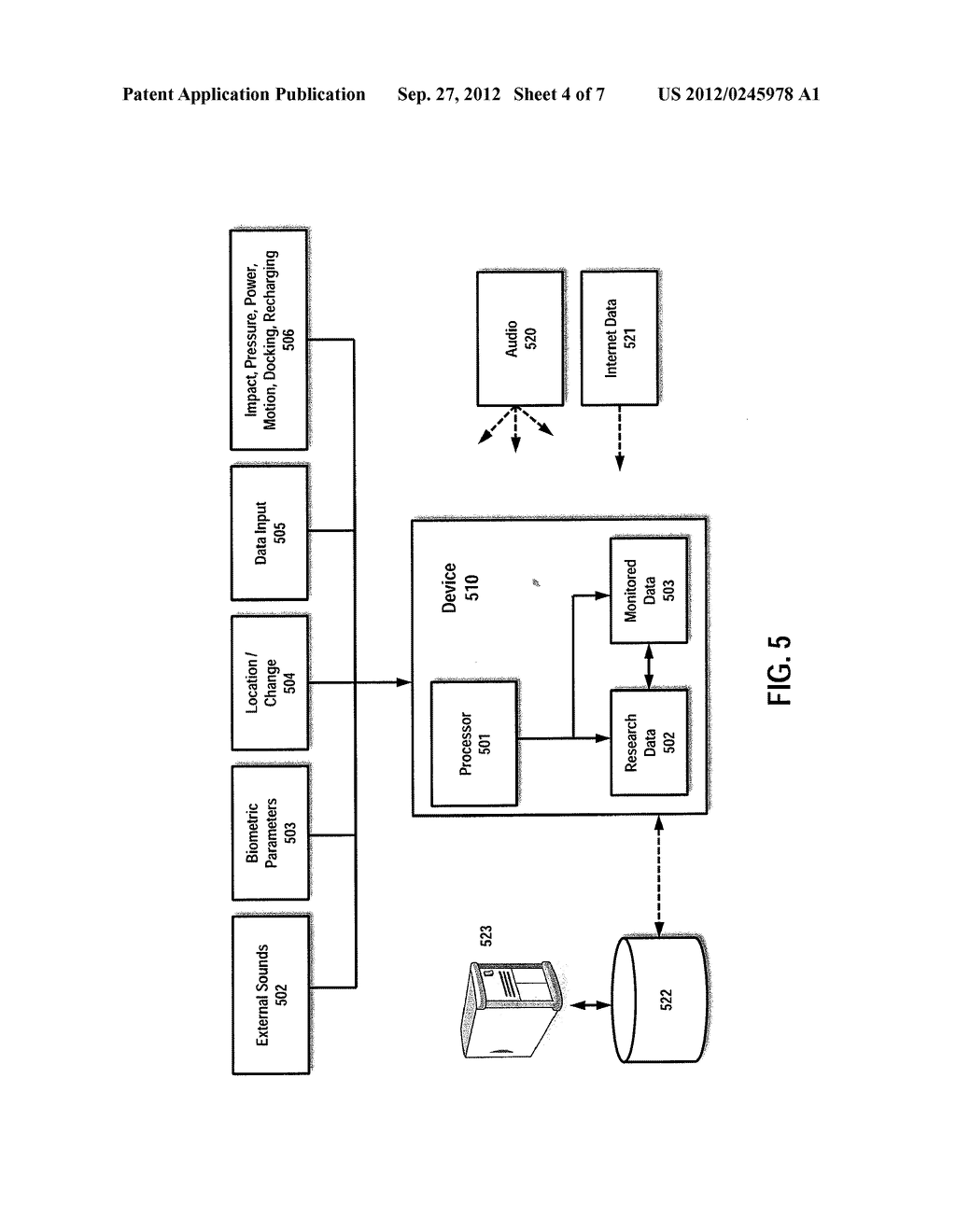 SYSTEM AND METHOD FOR DETERMINIMG CONTEXTUAL CHARACTERISTICS OF MEDIA     EXPOSURE DATA - diagram, schematic, and image 05