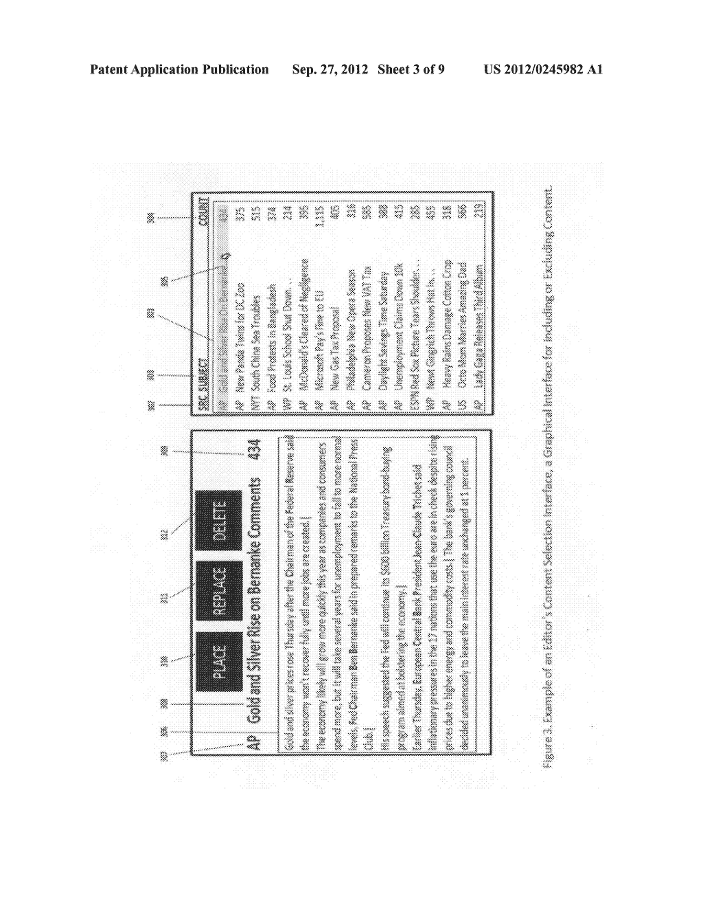 Method and System of Providing and Presenting Content to a User - diagram, schematic, and image 04