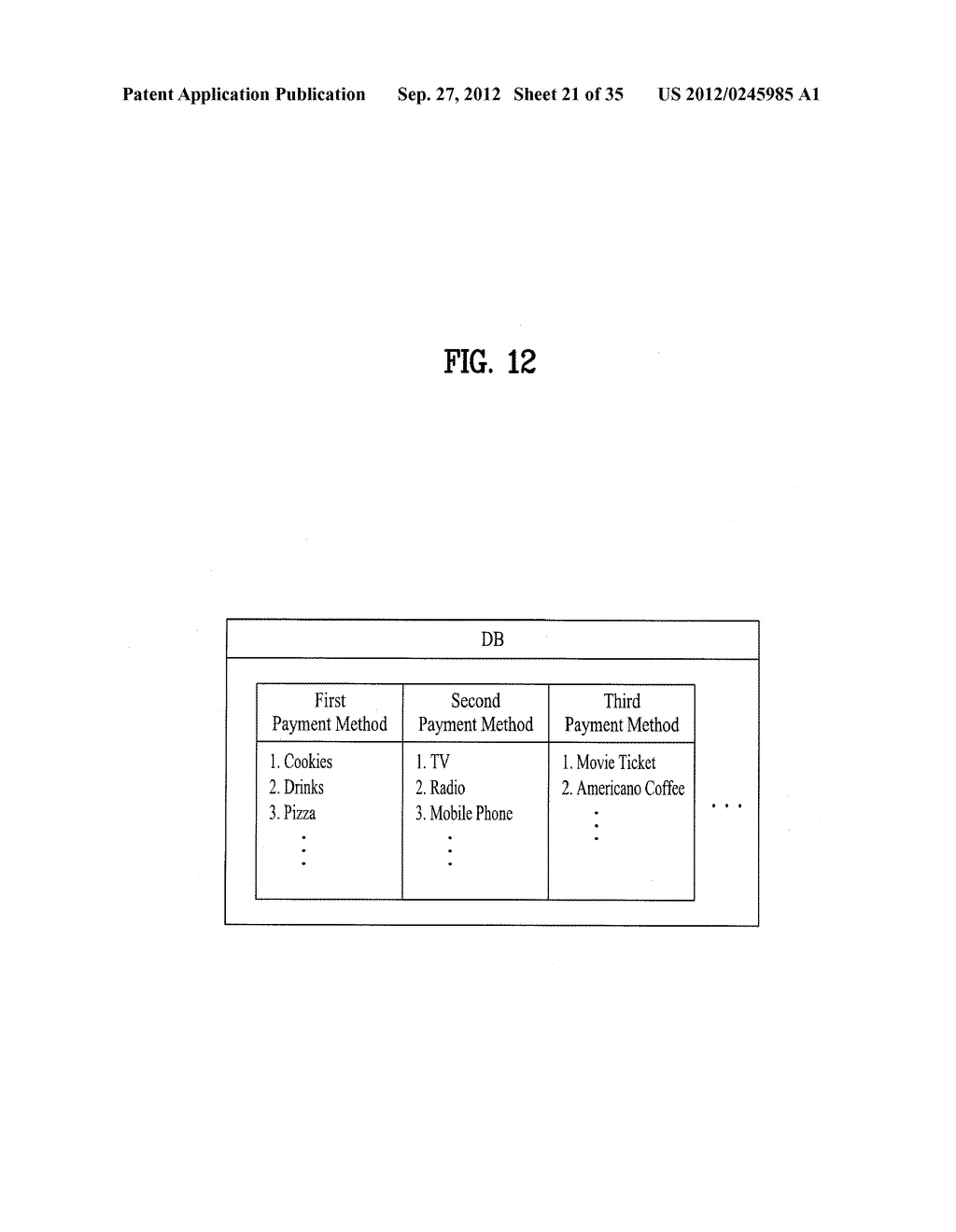 METHOD OF CONTROLLING SYSTEM AND MOBILE DEVICE FOR PROCESSING PAYMENT AND     DATA - diagram, schematic, and image 22