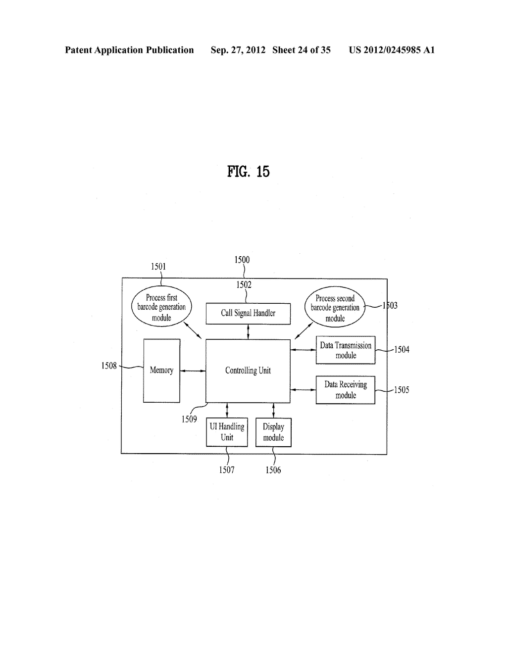 METHOD OF CONTROLLING SYSTEM AND MOBILE DEVICE FOR PROCESSING PAYMENT AND     DATA - diagram, schematic, and image 25