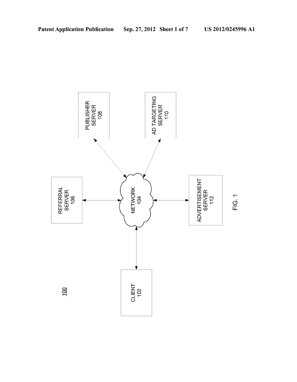 SYSTEM AND METHOD FOR INTENT-BASED CONTENT MATCHING - diagram, schematic, and image 02