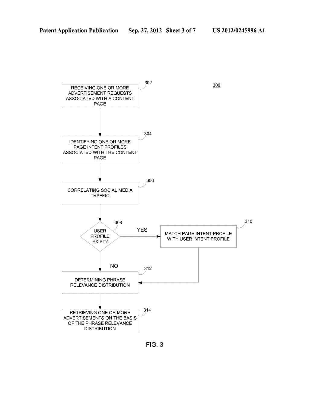 SYSTEM AND METHOD FOR INTENT-BASED CONTENT MATCHING - diagram, schematic, and image 04