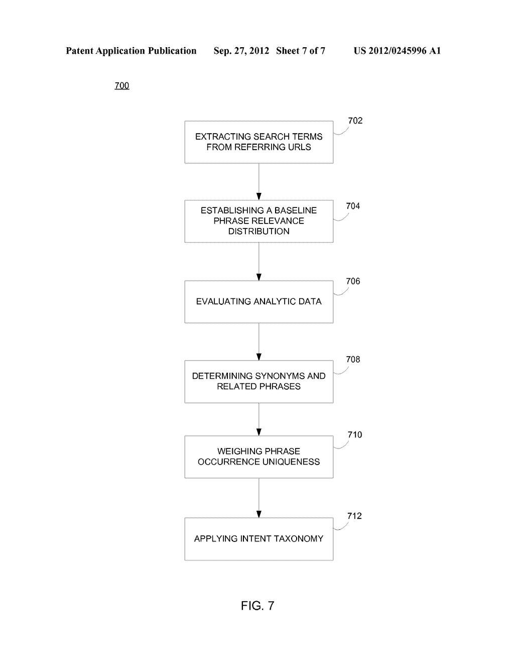SYSTEM AND METHOD FOR INTENT-BASED CONTENT MATCHING - diagram, schematic, and image 08