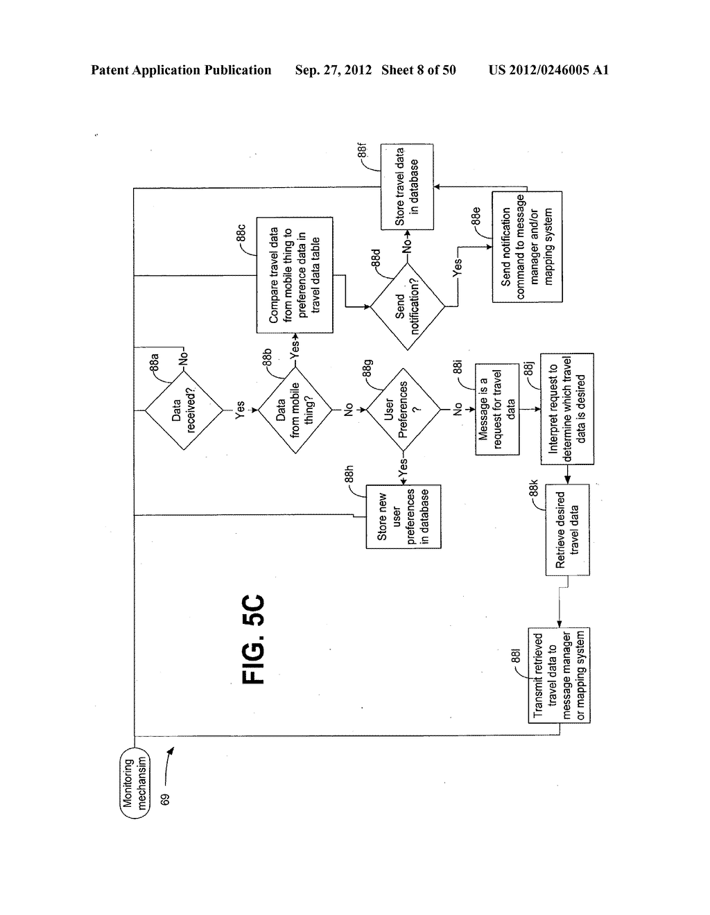 Advertisement Systems and Methods for Notification Systems - diagram, schematic, and image 09