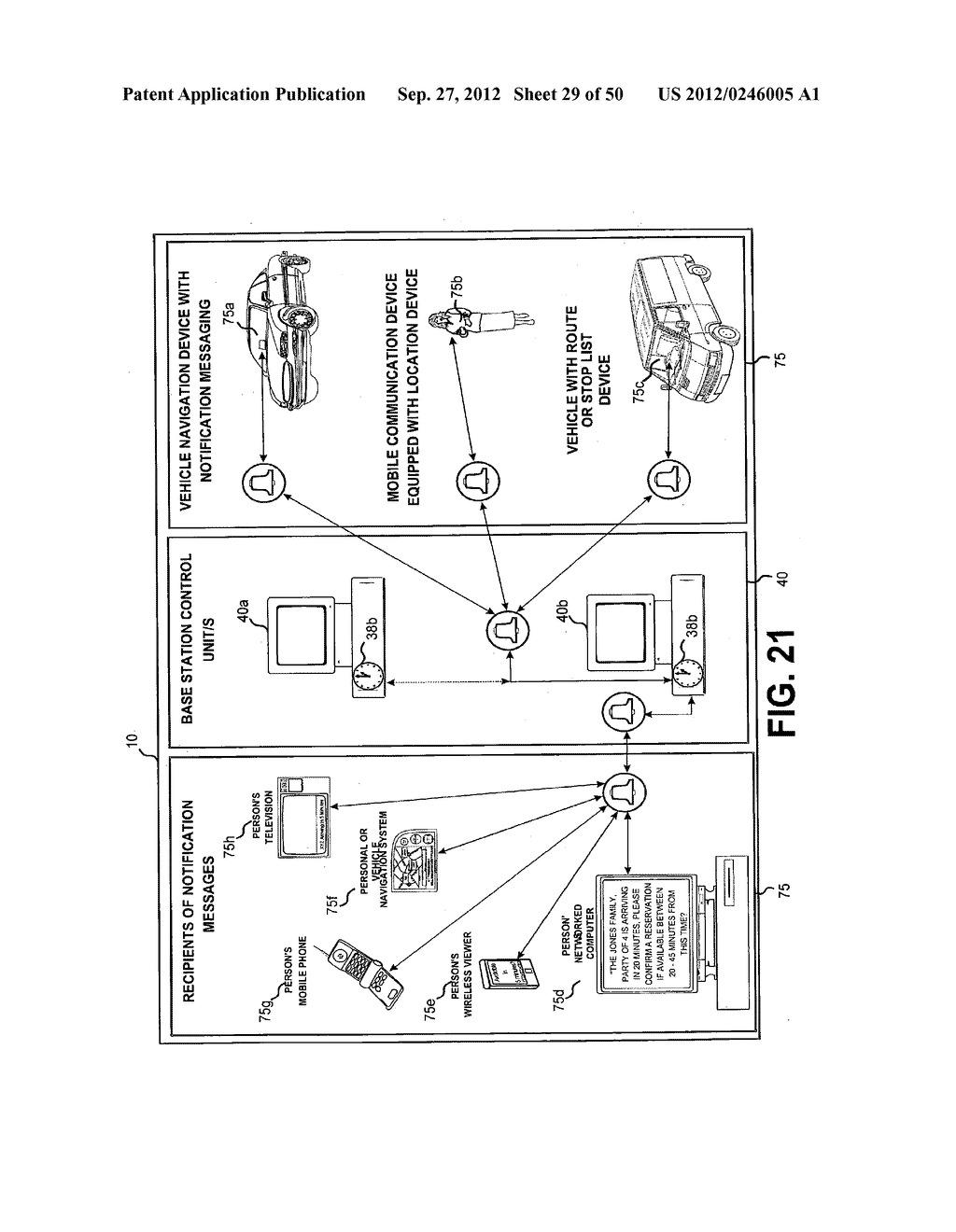Advertisement Systems and Methods for Notification Systems - diagram, schematic, and image 30
