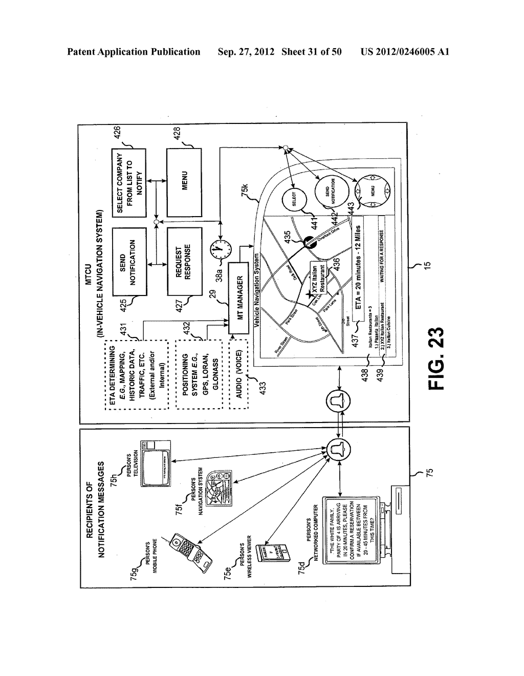 Advertisement Systems and Methods for Notification Systems - diagram, schematic, and image 32