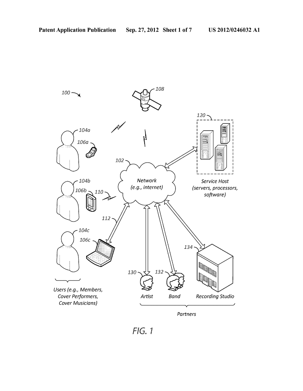 Website, user interfaces, and applications facilitating improved media     search capability - diagram, schematic, and image 02