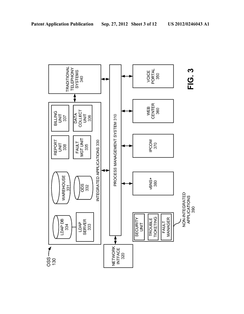 SYSTEMS AND METHODS FOR RETRIEVING AND MODIFYING DATA RECORDS FOR RATING     AND BILLING PURPOSES - diagram, schematic, and image 04