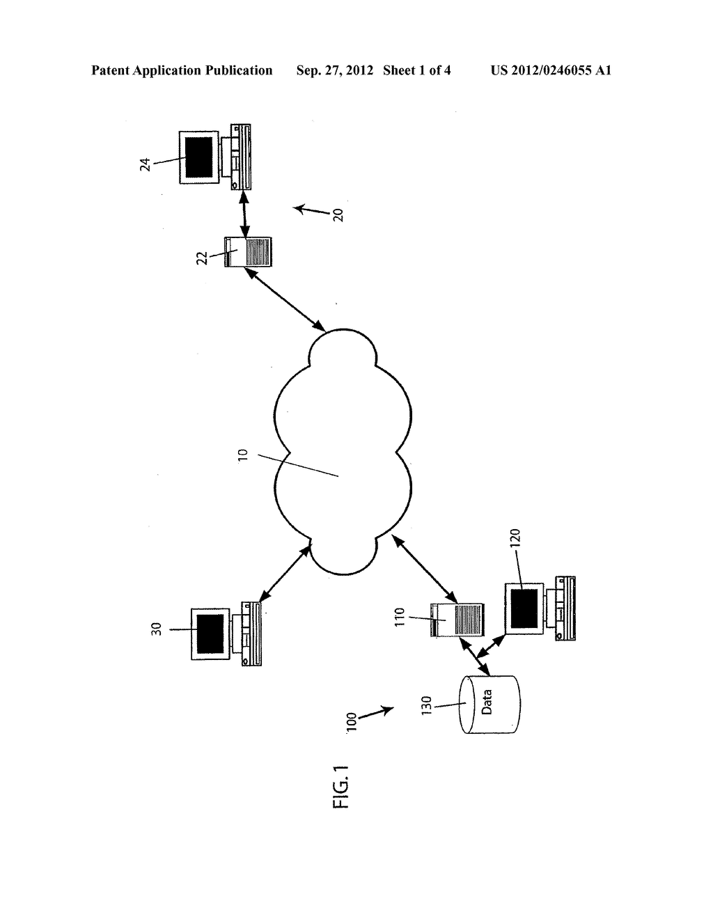 METHOD FOR CUSTOMIZED MARKET DATA DISSEMINATION IN SUPPORT OF HIDDEN-BOOK     ORDER PLACEMENT AND EXECUTION - diagram, schematic, and image 02