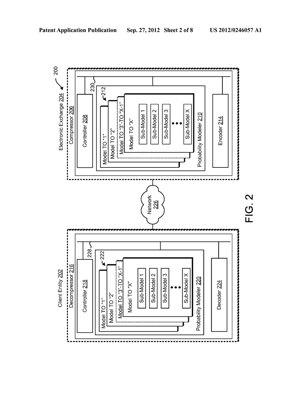 SYSTEM AND METHOD FOR PROVIDING MARKET DATA IN AN ELECTRONIC TRADING     ENVIRONMENT - diagram, schematic, and image 03