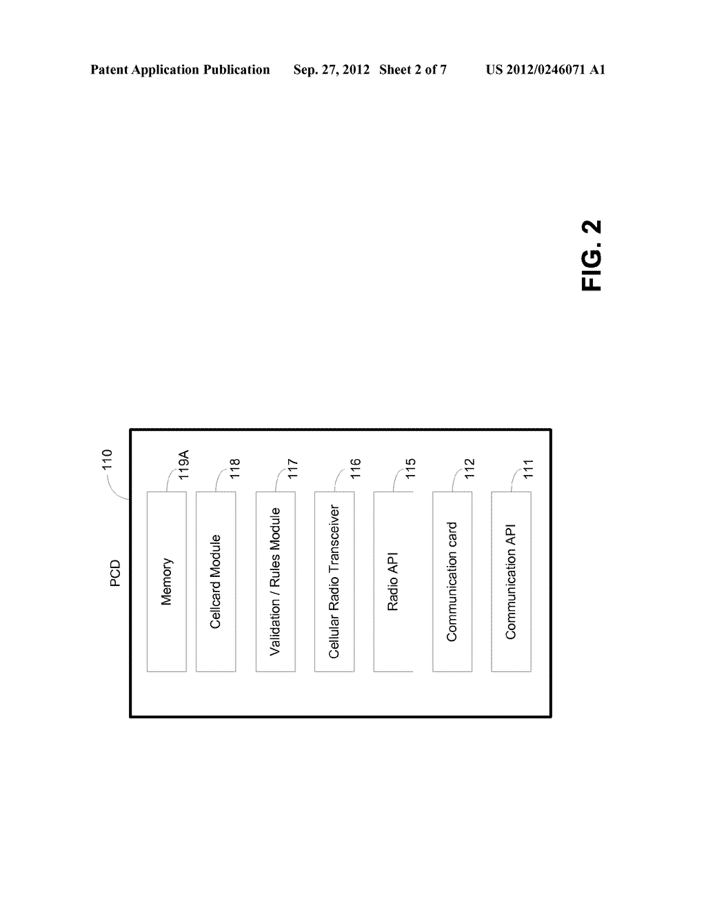 SYSTEM AND METHOD FOR PRESENTMENT OF NONCONFIDENTIAL TRANSACTION TOKEN     IDENTIFIER - diagram, schematic, and image 03