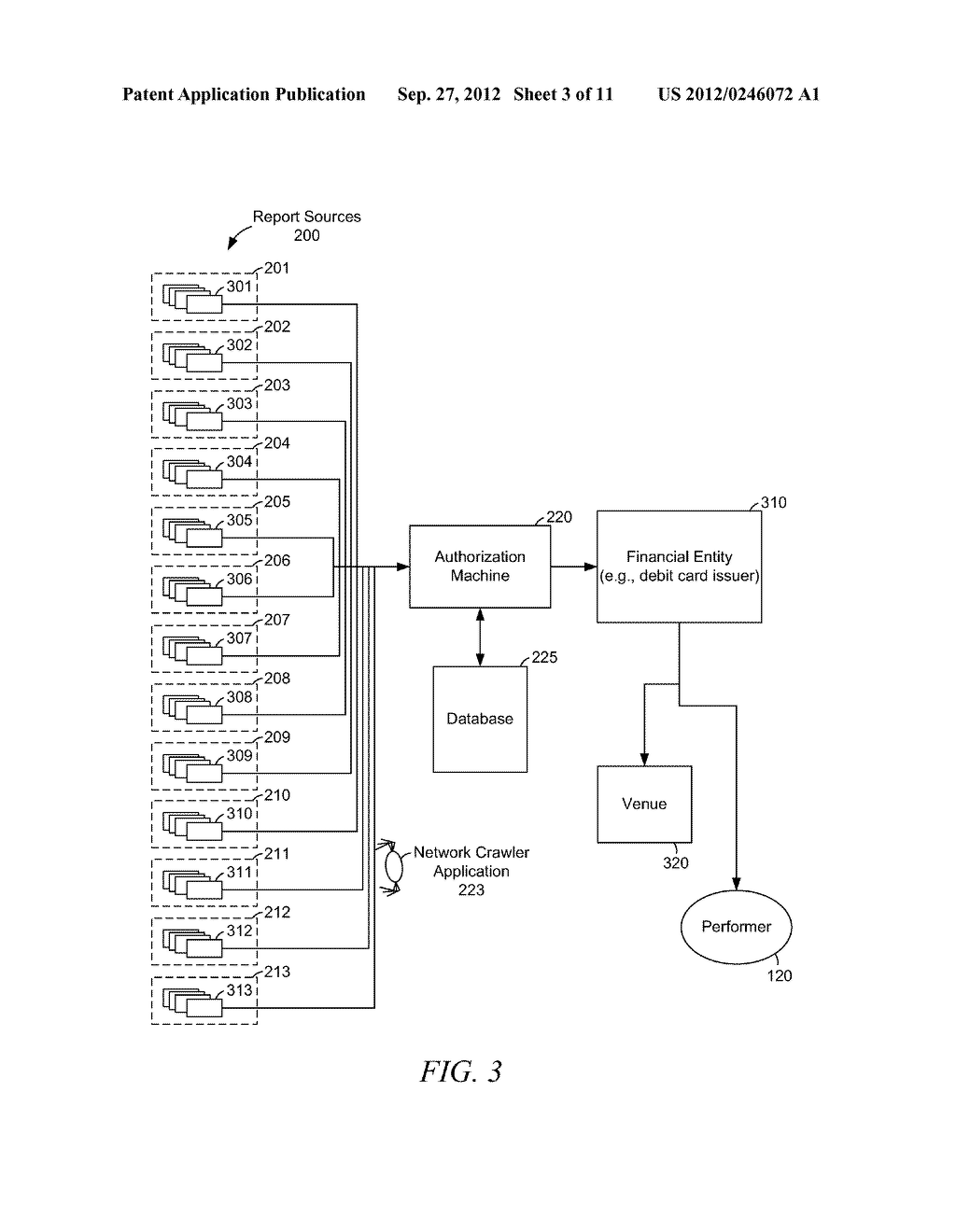 AUTHORIZING AN ADVANCE PAYMENT BASED ON PERFORMER DATA - diagram, schematic, and image 04