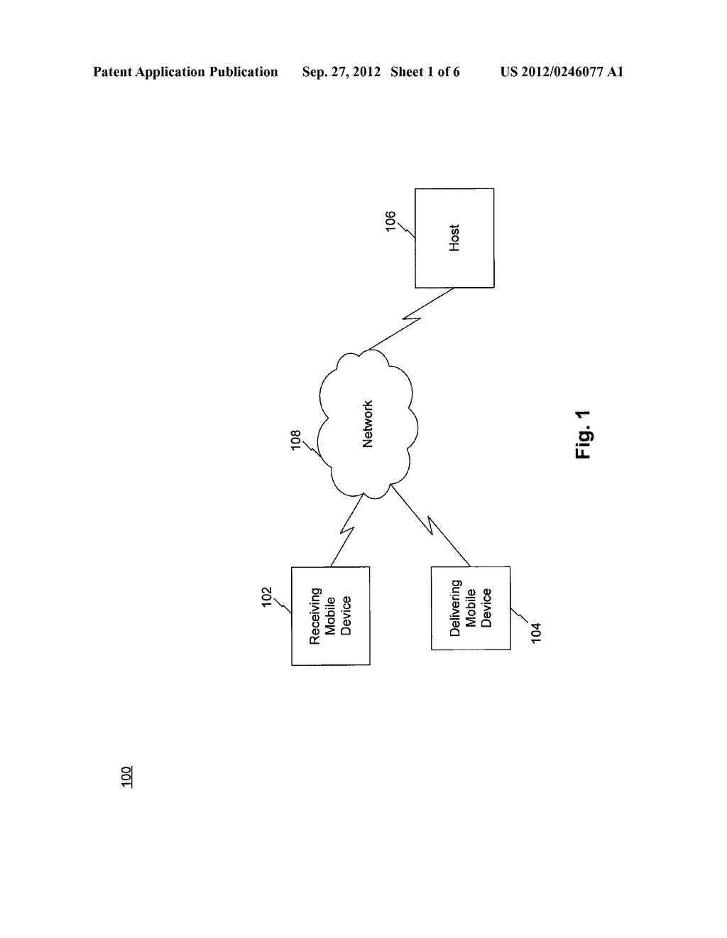 SYSTEMS AND METHODS FOR ELECTRONICALLY SIGNING FOR A DELIVERED PACKAGE - diagram, schematic, and image 02