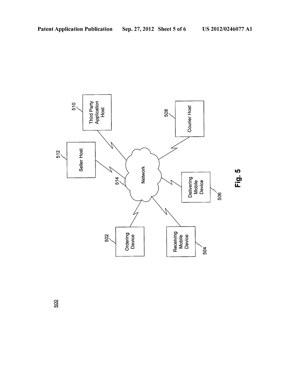 SYSTEMS AND METHODS FOR ELECTRONICALLY SIGNING FOR A DELIVERED PACKAGE - diagram, schematic, and image 06