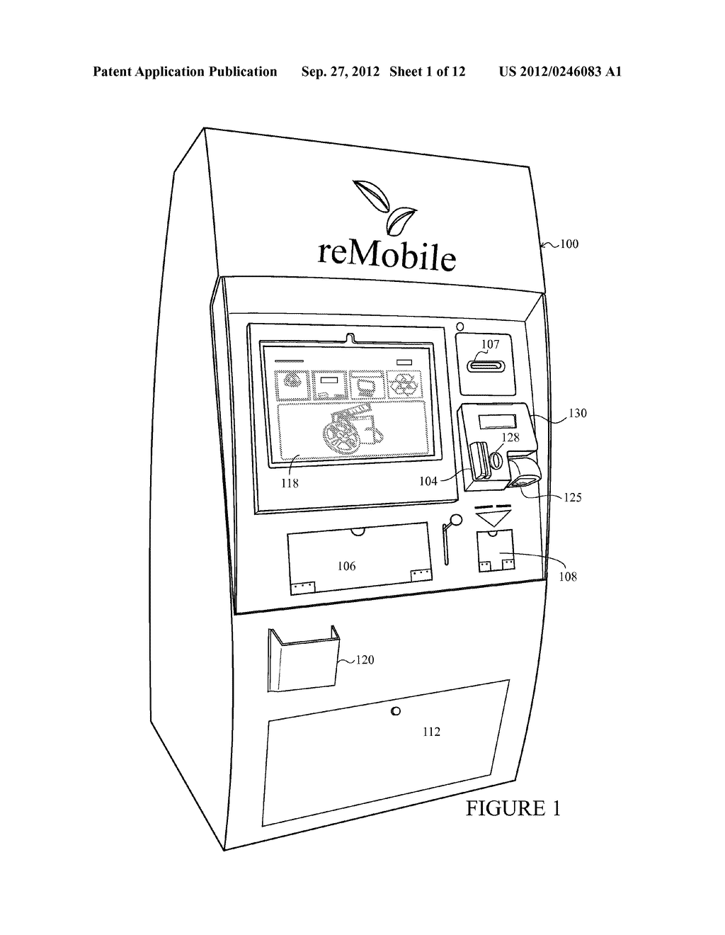 Secondary Market And Vending System For Devices - diagram, schematic, and image 02