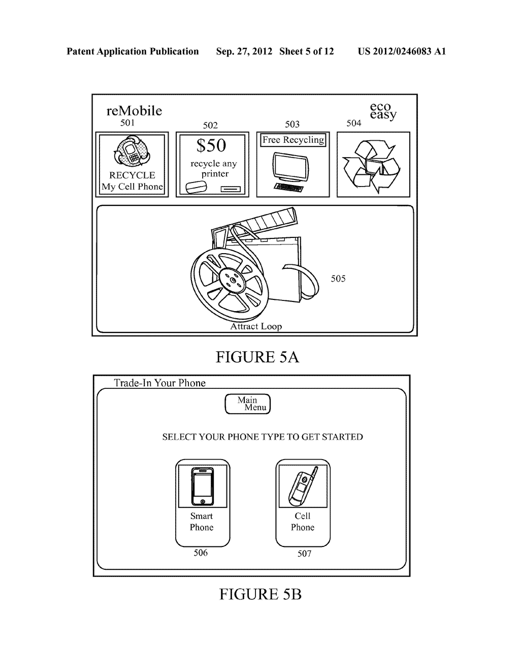 Secondary Market And Vending System For Devices - diagram, schematic, and image 06