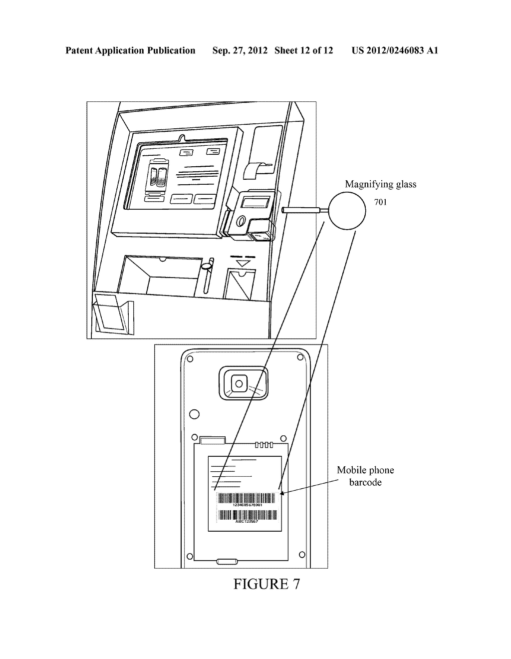Secondary Market And Vending System For Devices - diagram, schematic, and image 13