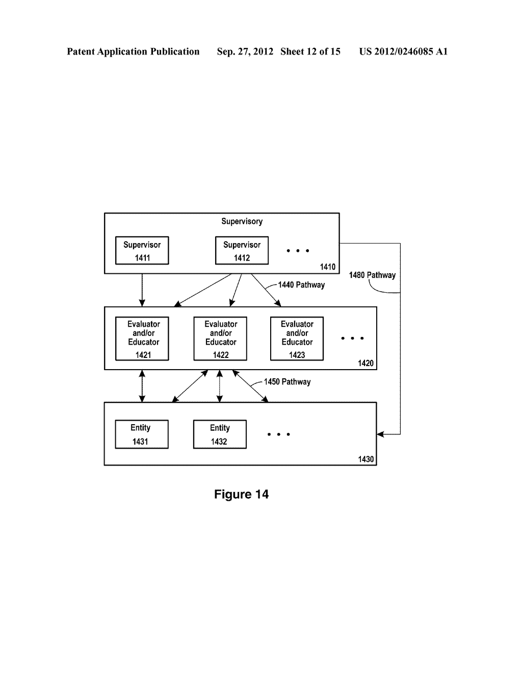 SYSTEMS AND METHODS FOR ENTITY SPECIFIC, DATA CAPTURE AND EXCHANGE OVER A     NETWORK - diagram, schematic, and image 13