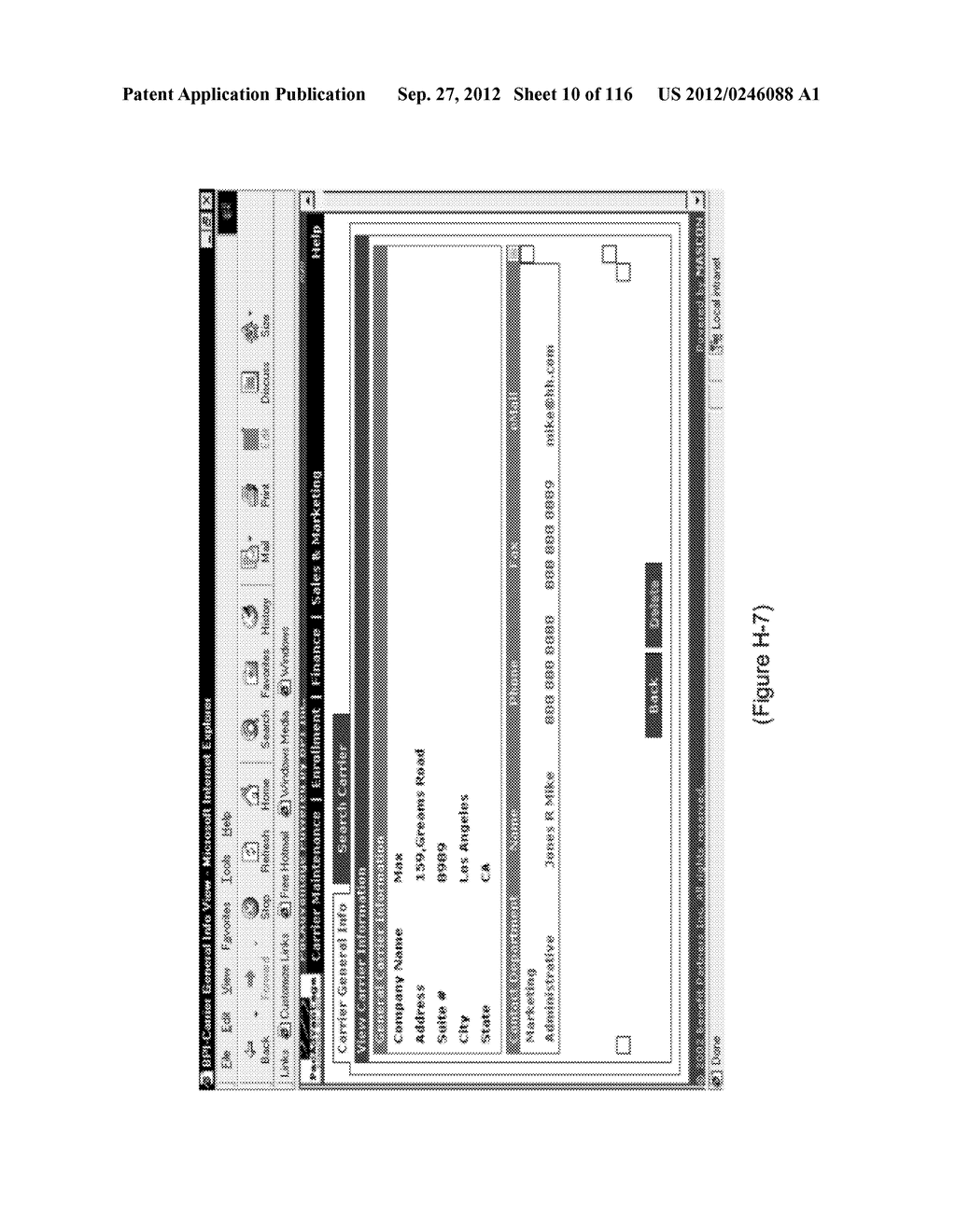 BENEFITS ADMINISTRATION SYSTEM AND METHODS OF USE AND DOING BUSINESS - diagram, schematic, and image 11