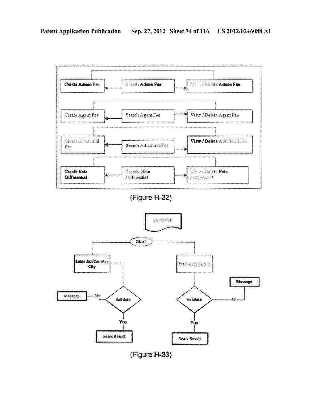 BENEFITS ADMINISTRATION SYSTEM AND METHODS OF USE AND DOING BUSINESS - diagram, schematic, and image 35