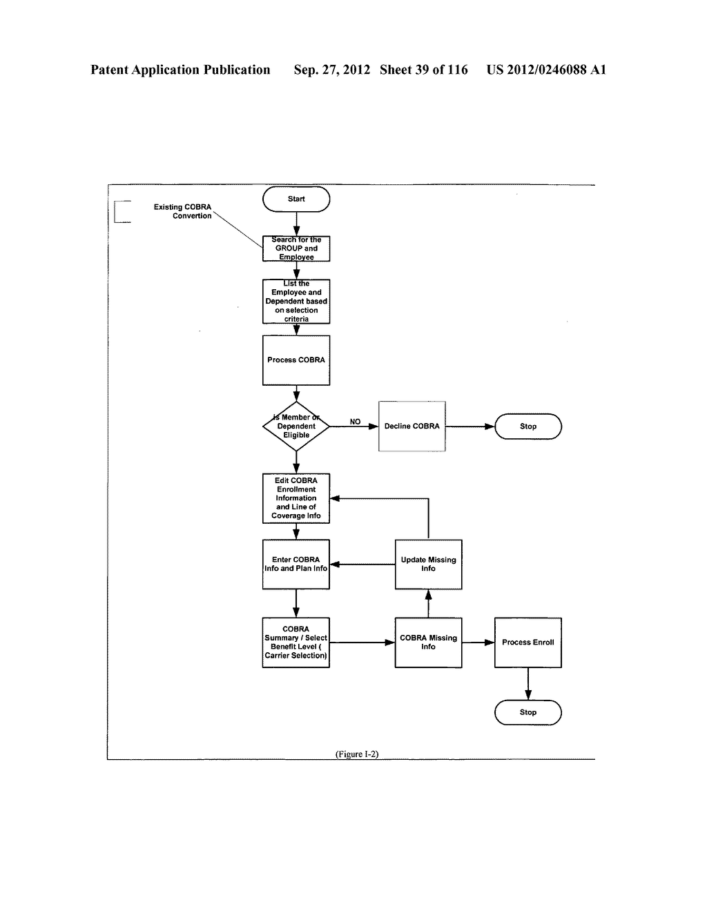 BENEFITS ADMINISTRATION SYSTEM AND METHODS OF USE AND DOING BUSINESS - diagram, schematic, and image 40