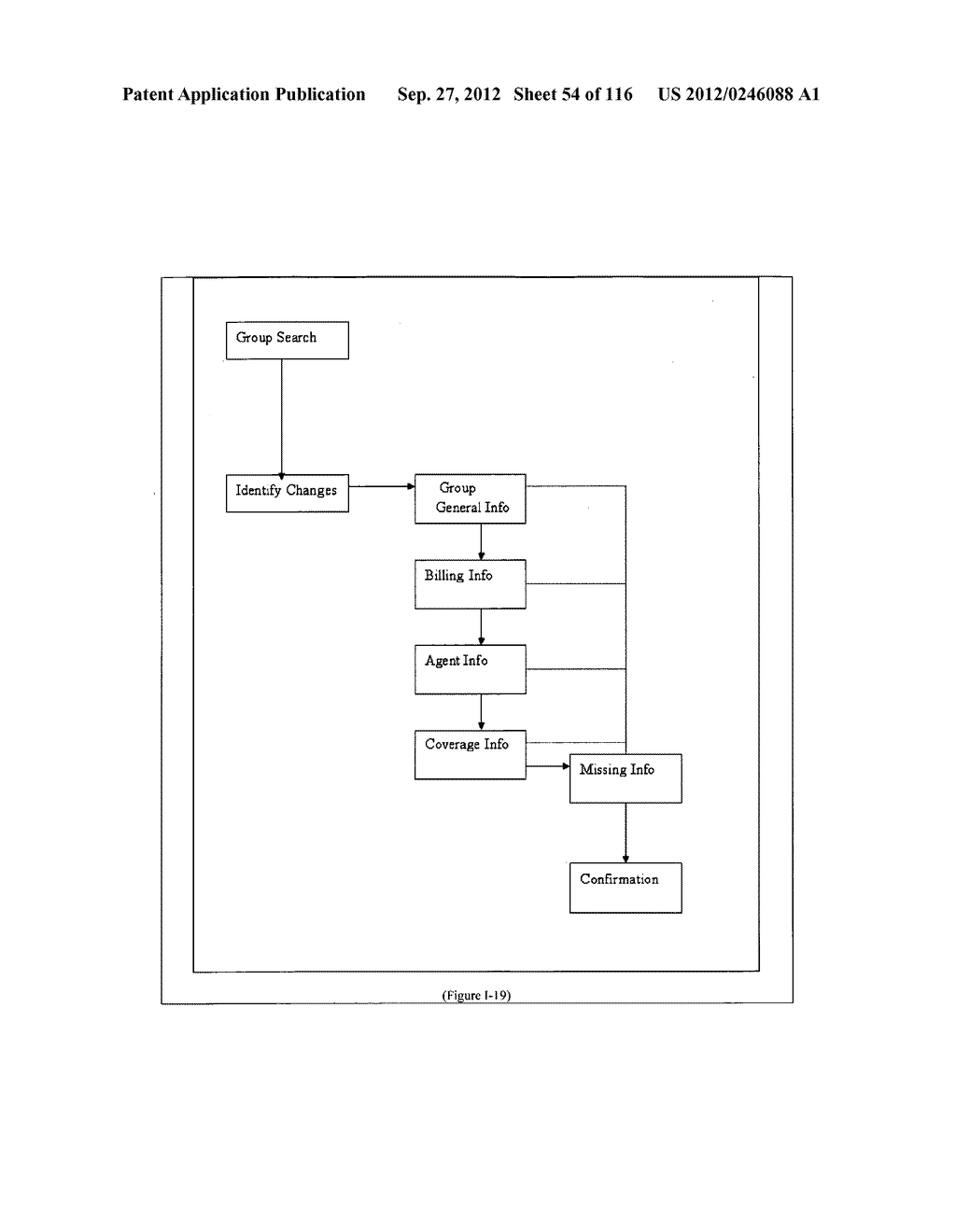 BENEFITS ADMINISTRATION SYSTEM AND METHODS OF USE AND DOING BUSINESS - diagram, schematic, and image 55