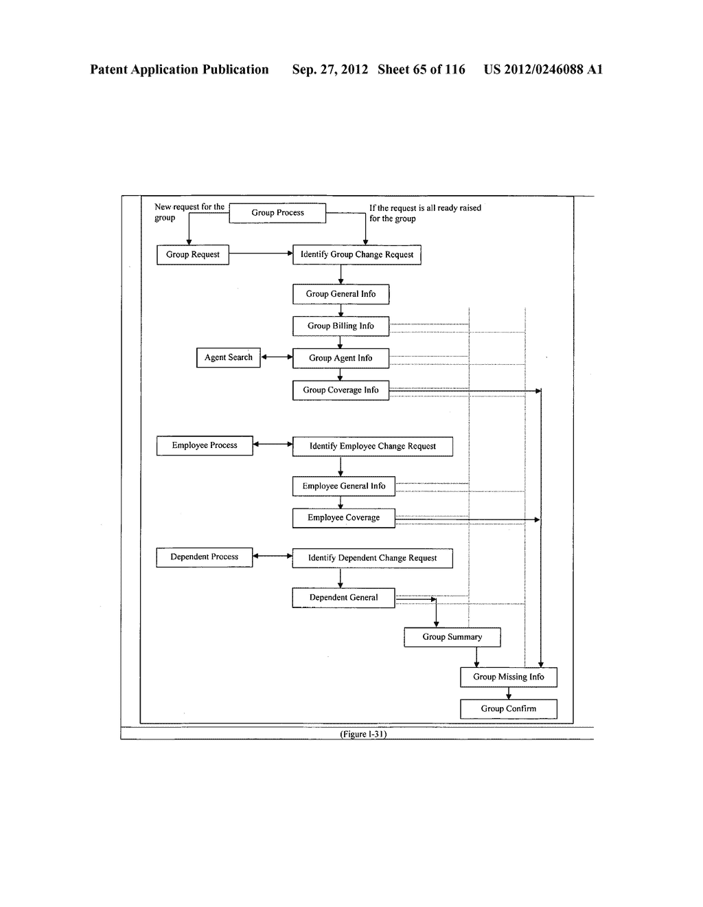 BENEFITS ADMINISTRATION SYSTEM AND METHODS OF USE AND DOING BUSINESS - diagram, schematic, and image 66