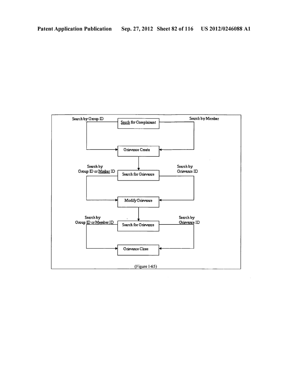 BENEFITS ADMINISTRATION SYSTEM AND METHODS OF USE AND DOING BUSINESS - diagram, schematic, and image 83