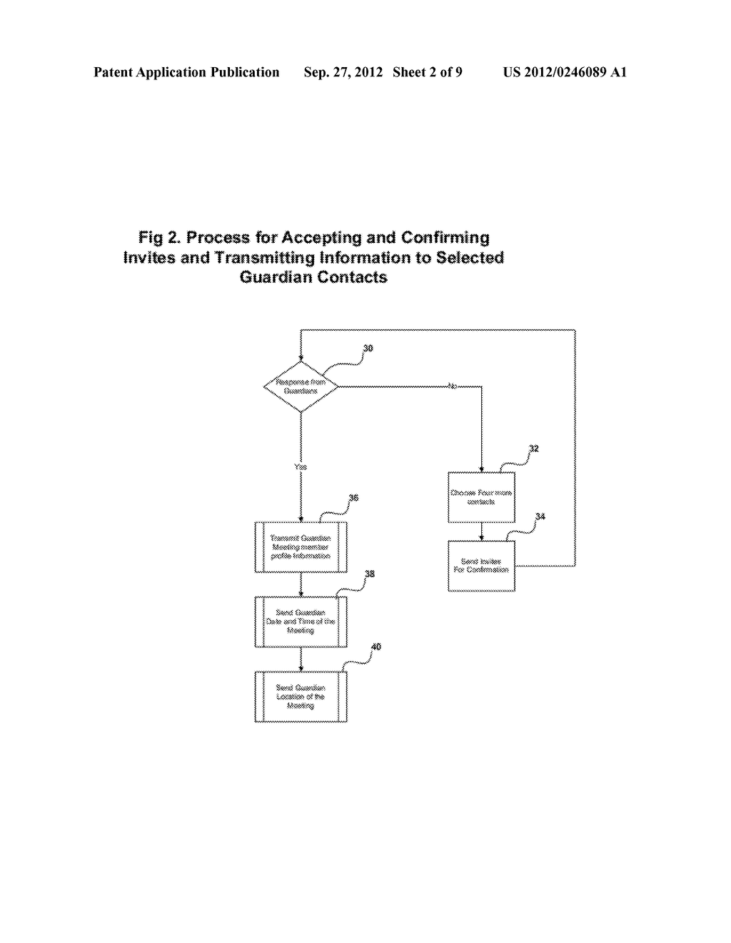 Method and Apparatus to Enable Safer Meetings and Dates - diagram, schematic, and image 03