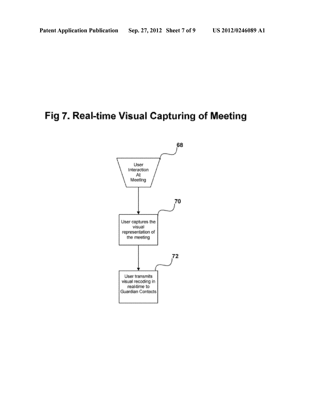 Method and Apparatus to Enable Safer Meetings and Dates - diagram, schematic, and image 08