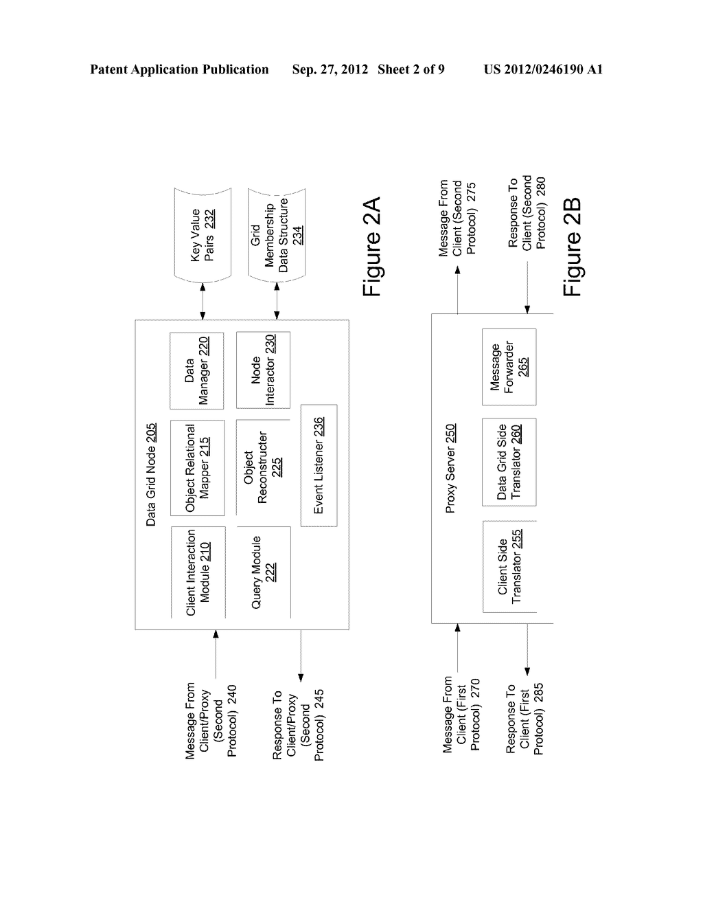 SYSTEM AND METHOD FOR PERFORMING OBJECT RELATIONAL MAPPING FOR A DATA GRID - diagram, schematic, and image 03