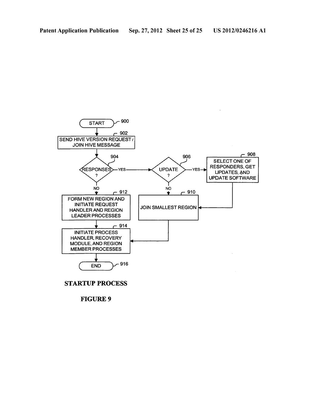 System and Method for Processing Information Via Networked Computers     Including Request Handlers, Process Handlers, and Task Handlers - diagram, schematic, and image 26