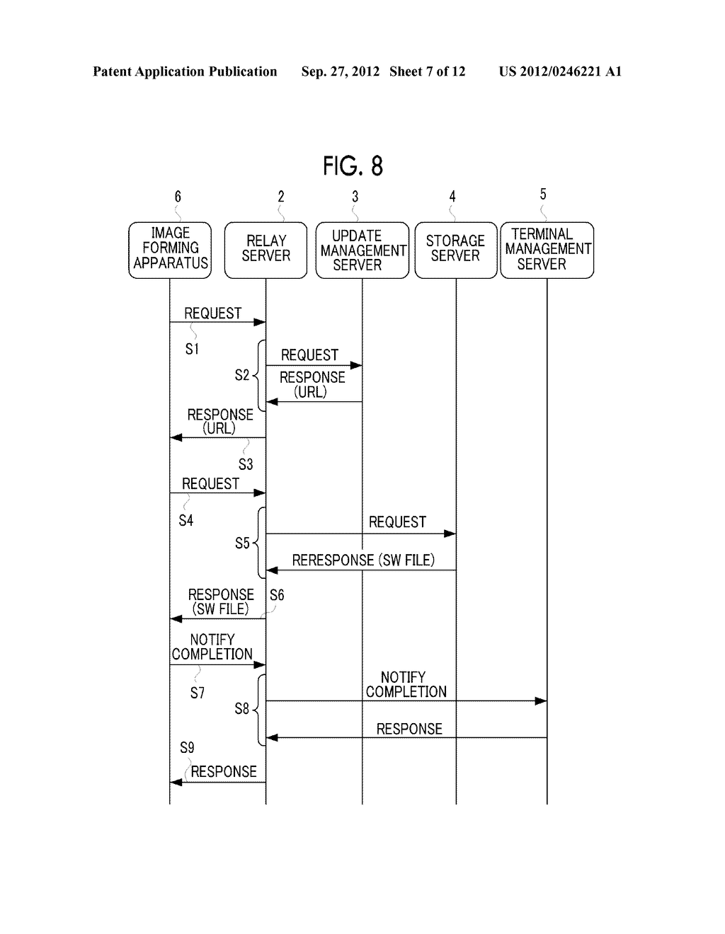 INFORMATION PROCESSING APPARATUS, INFORMATION PROCESSING METHOD,     NON-TRANSITORY COMPUTER READABLE MEDIUM STORING PROGRAM, AND INFORMATION     PROCESSING SYSTEM - diagram, schematic, and image 08