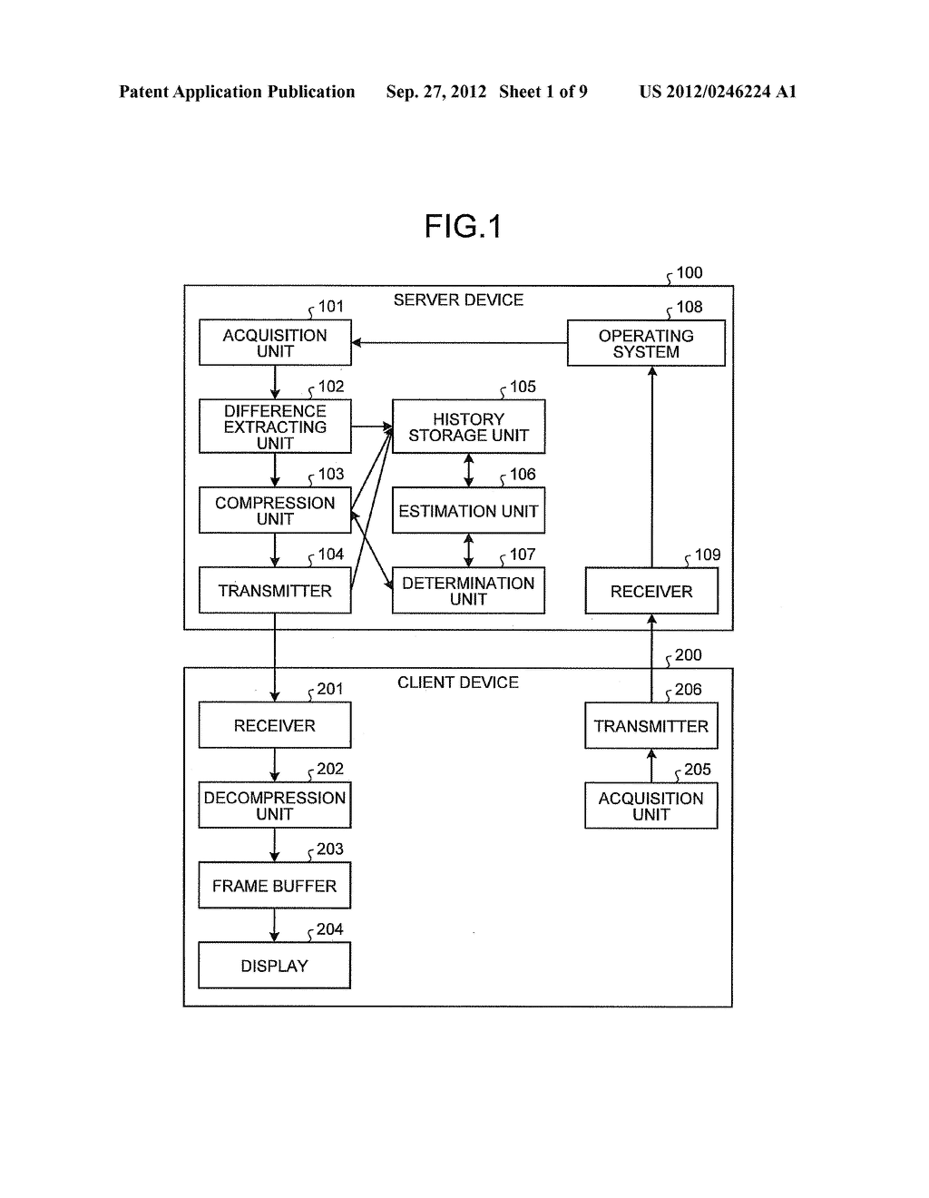 SERVER DEVICE, COMMUNICATION METHOD, AND PROGRAM PRODUCT - diagram, schematic, and image 02